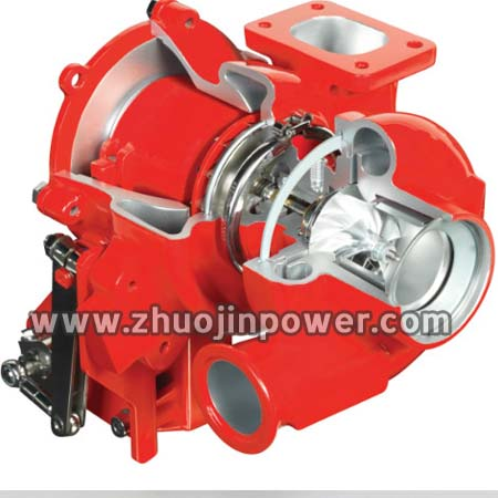 Cummins Diesel Engine Spare Part Turbocharger