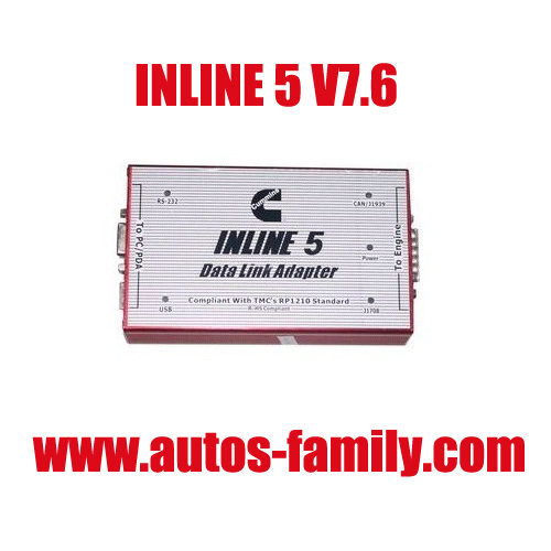 Cummins Inline 5 Data Link Adapter