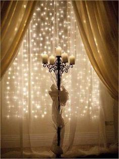 Curtain Light Chirstmas Decorative Lights