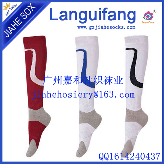 Custom Compression Football Socks Knee High Sports