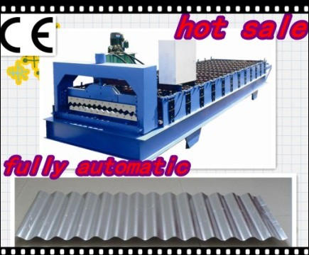 Custom Designed And Built Roll Forming Machine
