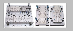 Custom Designing And Manufacture All Kinds Of Precision Progressive Dies Continus Drawing Stamping P