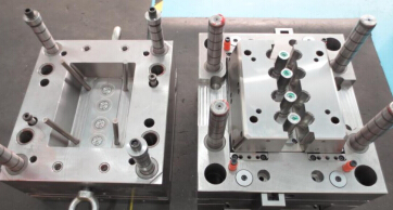 Custom Plastic Injection Mould At Competitive Price