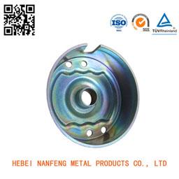 Custom Steel Metal Stamping Machine Part