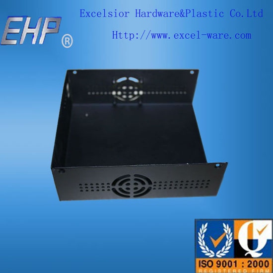 Custom Varies Electronic Enclosures Precision Sheet Metal Fabrication Led Enclosure With Silk Print