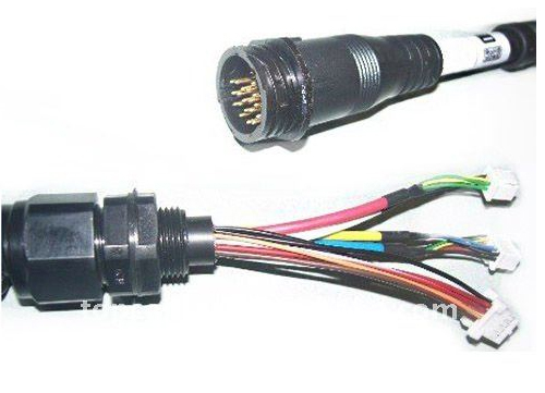 Custome Wiring Harness And Cable Assembly