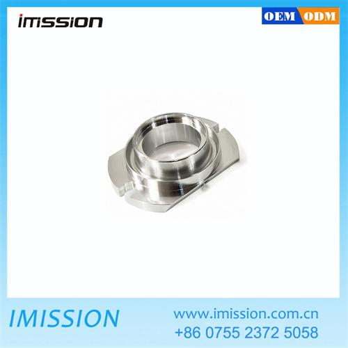 Customized 6061 T6 Cnc Components Aluminum Part Machining