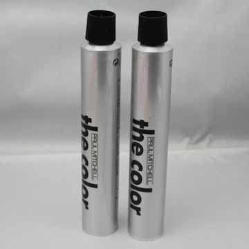 Customized Aluminum Hair Color Tubes Packaging