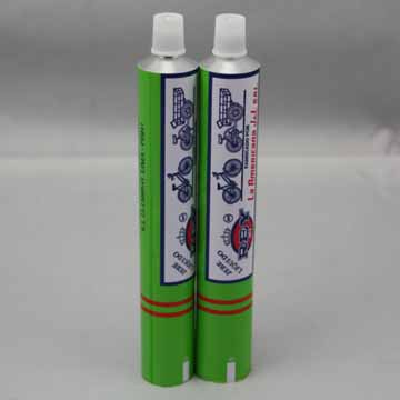 Customized Aluminum Super Glue Tubes Packaging