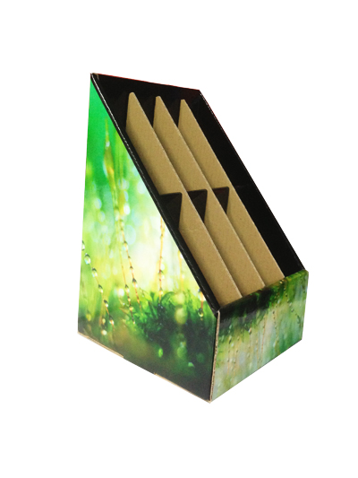 Customized Cardboard Display For Pen Promotion