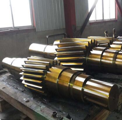 Customized Gear Shaft Processing Based On Your Drawings