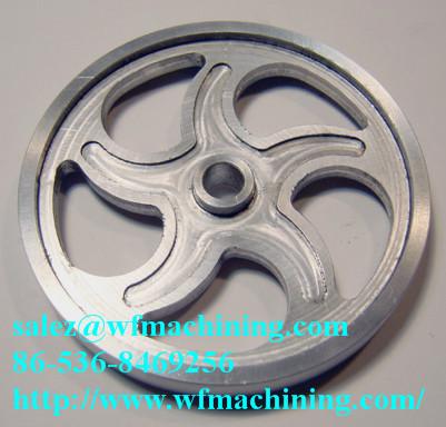 Customized Gray Iron Sand Casting Flywheel For Racing Car