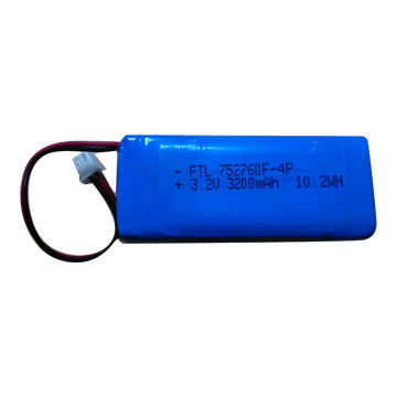 Customized Prismatic Lifepo4 Lithium Battery 3 2v Deep Cycle China Oem Factory