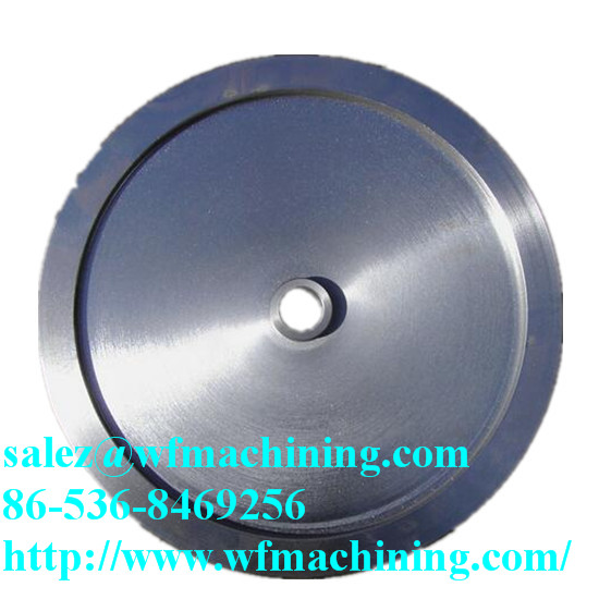 Customized Sand Casting Flywheel For Construction Machinery