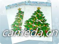 Customized Sticker Christmas Static Barcode