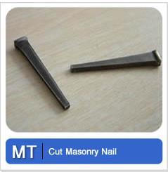 Cut Masonry Nail Metal Tec