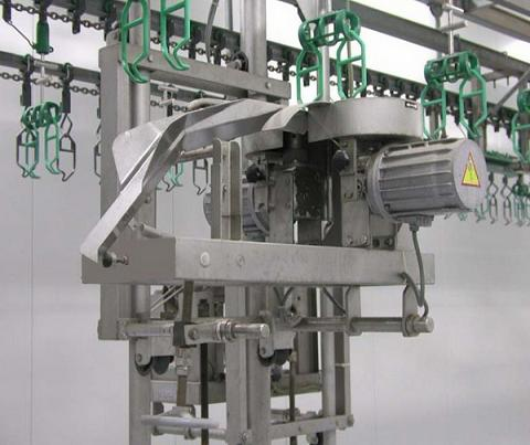 Cut Up Machine Used In Poultry