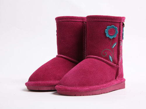 Cute Girls Snow Boots S3209