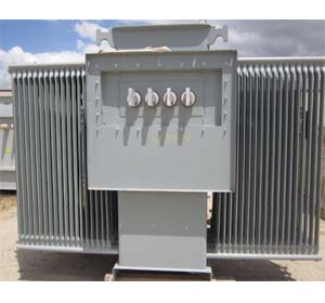 Cutler Hammer 3 000 Kva Oil Filled Substation Transformer Pri12470 Voltssec480y 277 Volts