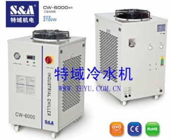 Cw6000 Rf Metal Laser Tube Chiller Ce Rohs