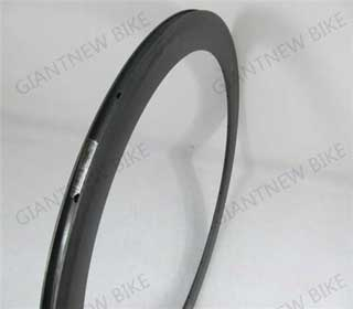 Cyclecross Carbon Rim 50mm Clincher With 23mm Width