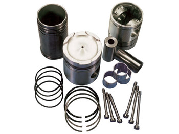 Cylinder Liner Head Piston Connecting Rod Valve Spindle Etc