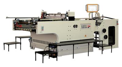 Cylinder Screen Printing Machine
