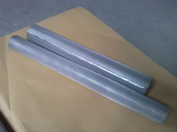 Cylindrical Filter Element Large Filtration Area