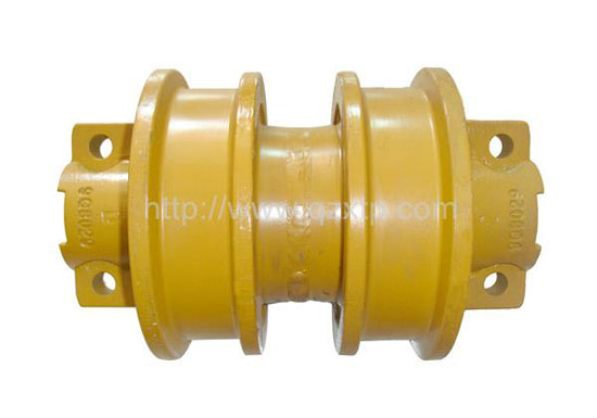 D31 17 Lower Rollers Excavator Parts Bulldozer Undercarriage