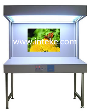 D50 Light Booth Inteke Instrument Co Limited