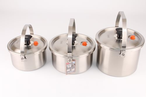 Dadama Stainless Low Pressure Sealing Pot Series