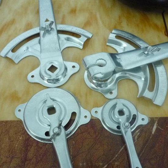 Damper Shutter Self Drilling Screw Cnc Machining Tunring And Milling