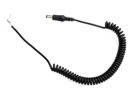 Dc Coiled Cord Spiral Cable
