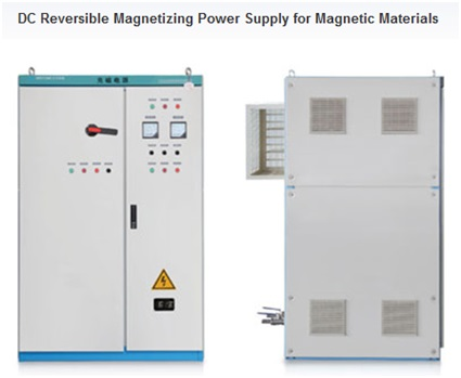 Dc Reversible Magnetizing Power Supply For Magnetic Materials
