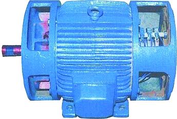 Dc Shunt Motor Tld014