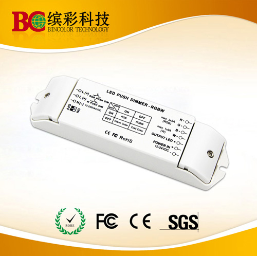 Dc12 24v 4 Channels For Rgbw Rgby Led Controller