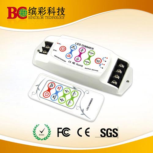 Dc12v 24v Led Ct Controller For 2 Channels Dimmer