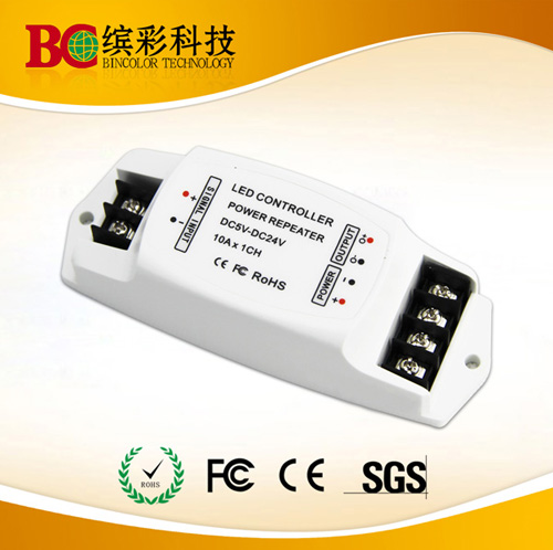 Dc5 24v Singal Channel Led Power Amplifier