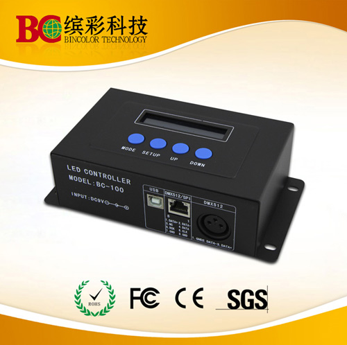 Dc9 12v Led Dmx 512 Controller