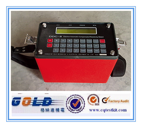 Ddc 8 500m Electronic Auto Compensation Ground Water Detector Engineering Geophysical Explore