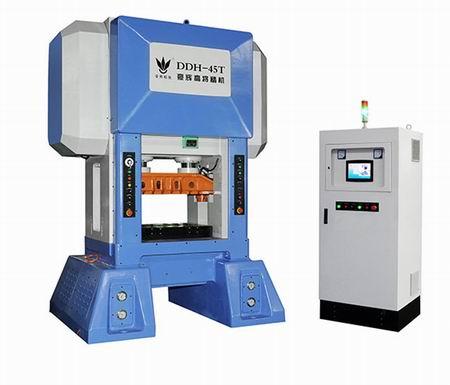 Ddh 45t Motor Lamination Press Machine