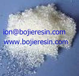 Dealkalization Resin