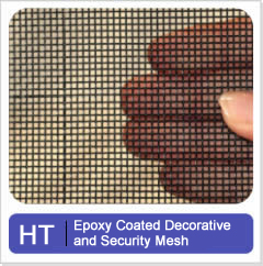 Decorative And Security Mesh