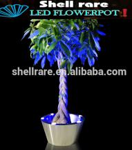 Decorative Led Flowerpot For Home Garden