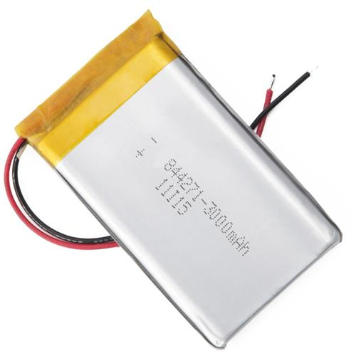 Deep Cycle 3 7v 000mah Lithium Polymer Battery Cell 844271 With Pcb And Wire For Pc Tablet Laptop