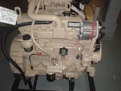 Deere 4045tf150 New Diesel Engine