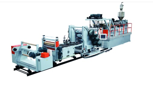 Degassing Pet Sheet Extrusion Line