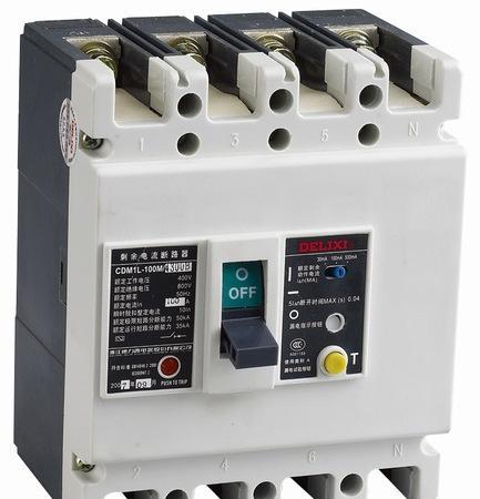 Delixi Air Circuit Breaker Cdw6