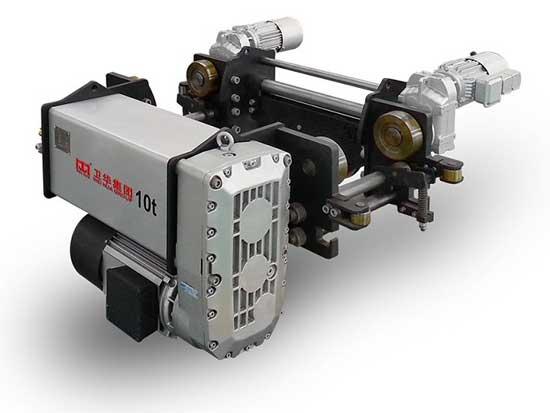 Demag Electric Hoist Is Designed