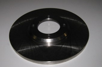 Dennis Ford Brake Disc Rotor